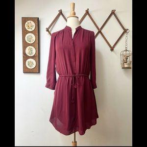 T. Babaton • Silk Dress